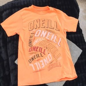 ⚠️Last Chance⚠️ O'Neill Neon Orange Kids Shirt